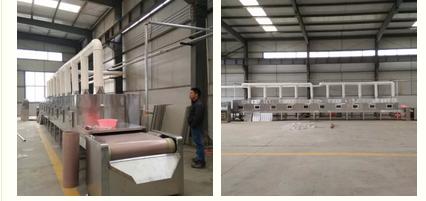 磷酸铁锂微波干燥设备在东莞使用6年回访