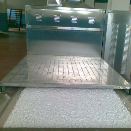 粉料微波干燥机